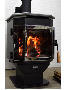 Catalyst - Best Wood Burning Stove