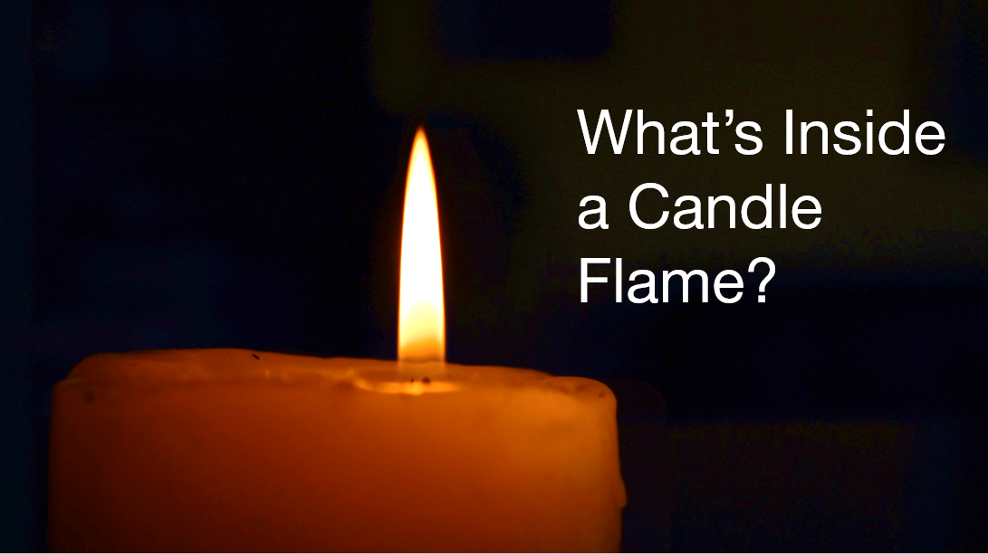 What is Inside a Candle Flame?