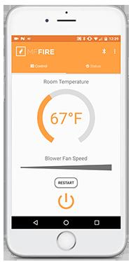 MF Fire - Catalyst Smart App