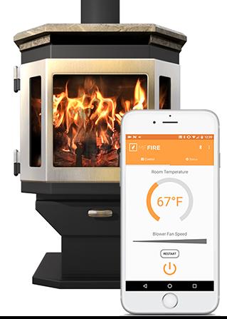 Wood Burning Stove App