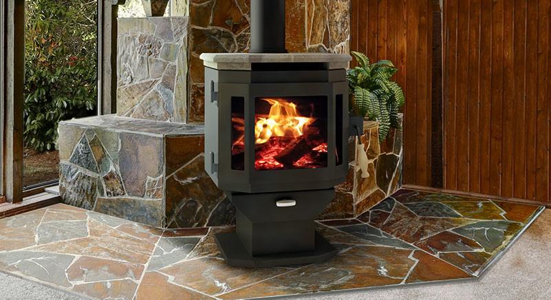 Wood Burning Stove Designer
